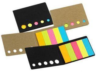 Set de Banderitas Adhesivas
