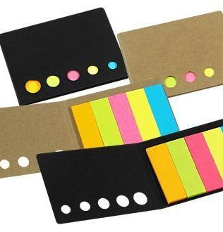 Set de Banderitas Adhesivas – N21