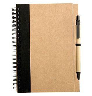 Cuaderno Ecológico 1/2 Oficio – N23