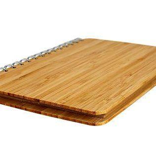 Deluxe Cuaderno de Bamboo – N38