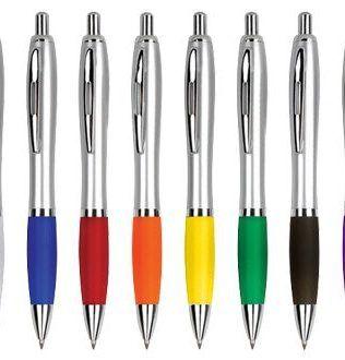 Bolígrafo Plástico Wind Satin – L4
