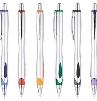 Bolígrafo Plástico Kinetic – L37