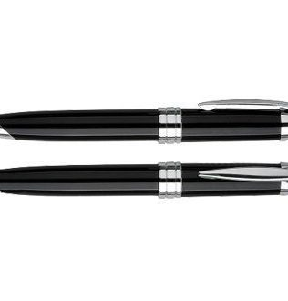 Bolígrafo Metálico Black Pearl – L61