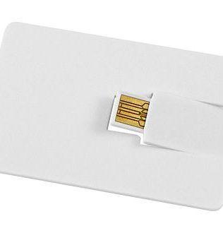 Pendrive 2GB Credit Card – C7