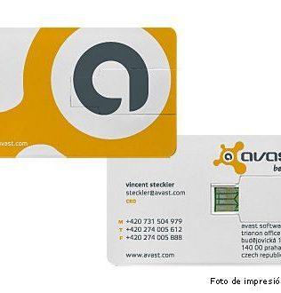 Pendrive 4GB Credit Card – C77