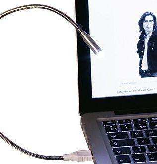 USB Lámpara LED – C34
