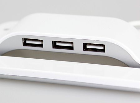 Hub USB - Mutilector de Tarjetas
