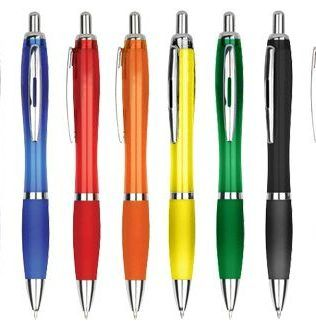 Bolígrafo Plástico Wind Color – L3