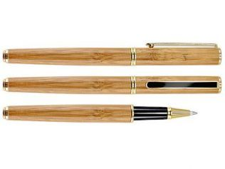 Deluxe Roller Pen Bamboo