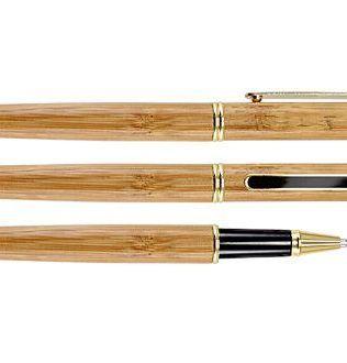 Deluxe Roller Pen Bamboo – B46