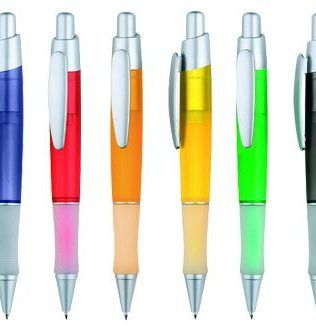 Bolígrafo Plástico Discovery – L47