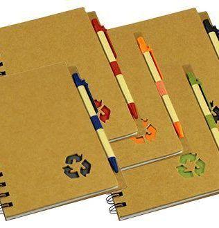 Cuaderno Ecológico Tapa Dura – N26