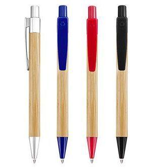 Bolígrafo Bamboo Sustenta – L116