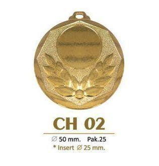 Medalla CH 02