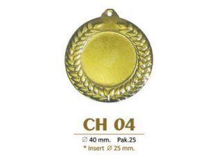 Medalla CH 04