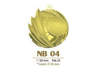 Medalla NB-04