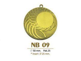 Medalla NB-09