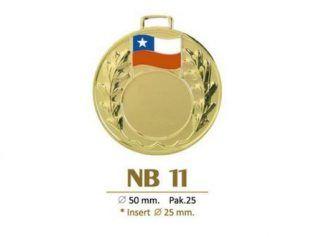 Medalla NB-11