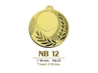 Medalla NB-12