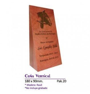 Cuña Vertical TC2