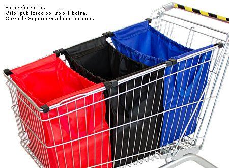 Bolsa Reutilizable Super-Cart