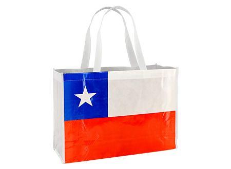 Bolsa TNT Bandera Chilena