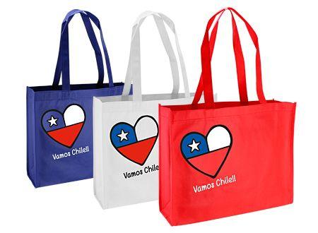 Bolsa TNT Vamos Chile