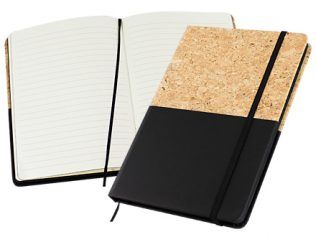 Cuaderno Corcho PU - regalo publicitario