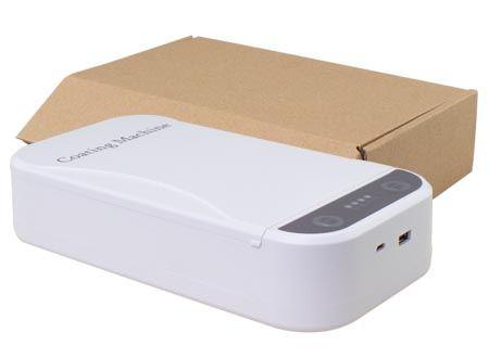 USB Caja Esterilizador UV portatil (7)