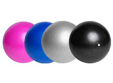Softball inflable pequeño de Yoga/Pilates